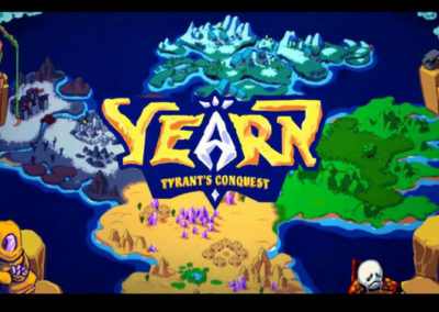 Yearn – Tyrant's Conquest